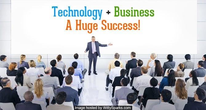 Technology Makes Business Easier
