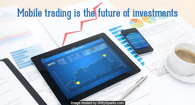 Mobile trading is the future of investments
