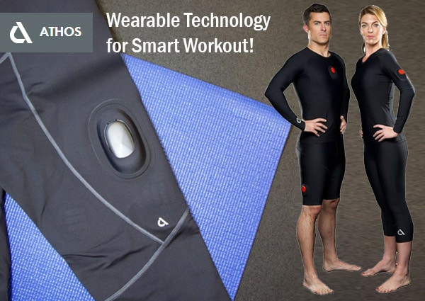 Athos for Smarter workout