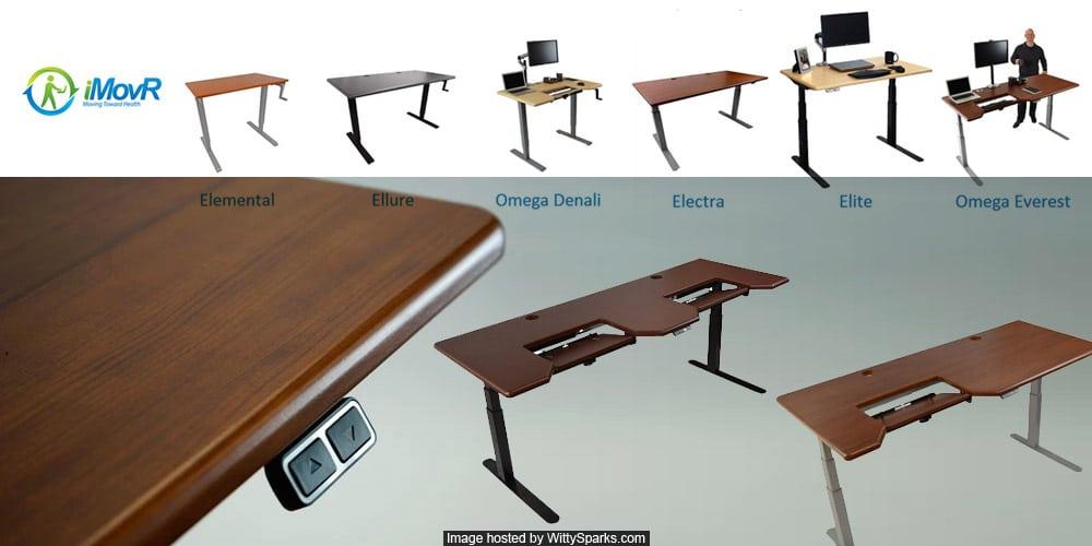 iMovr - Office Standing Desk