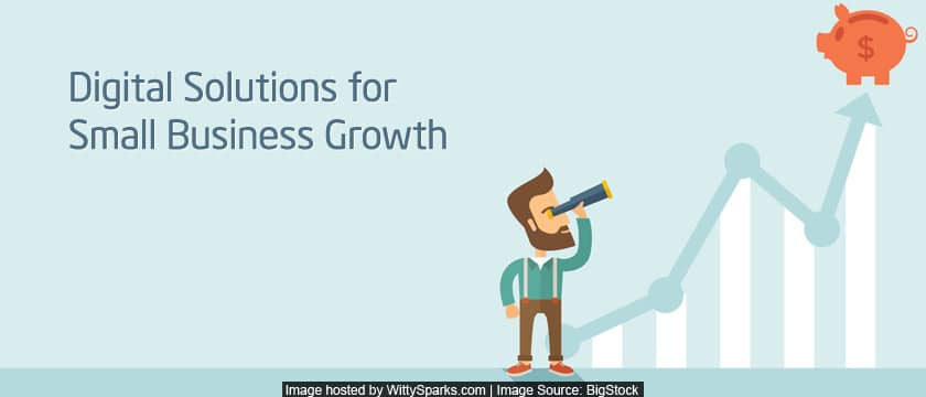 Digital Solutions for Bigger Growth of Small Business