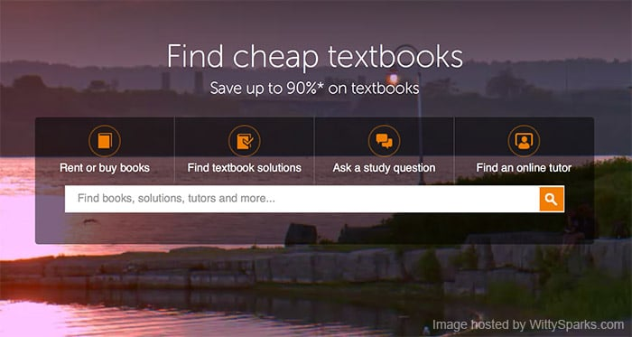 Chegg - Find cheap text books