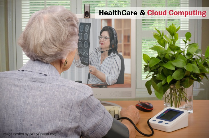 Healthcare and Cloud Computing