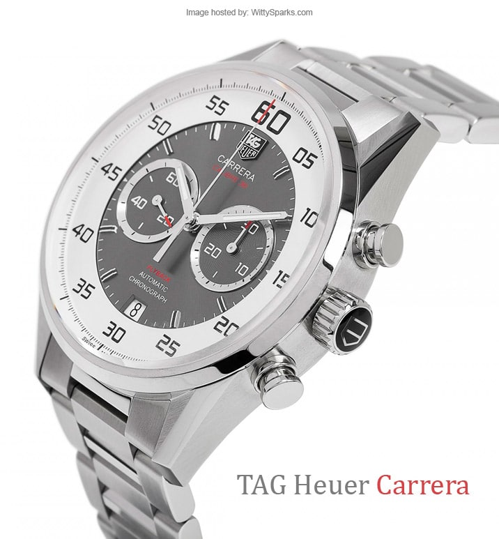 TagHeuer Carrera Watch
