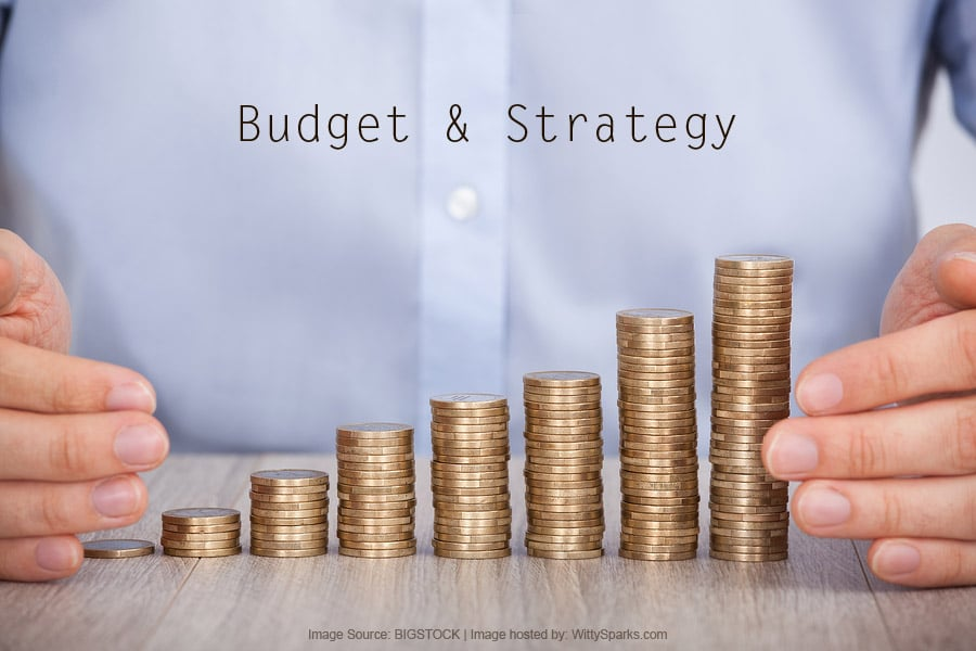Apply Budget Strategy