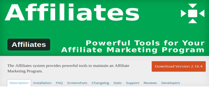 Pinterest Affiliate WordPress Plugin