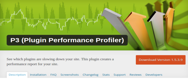 Plugin Performance Profiler Affiliate Plugin