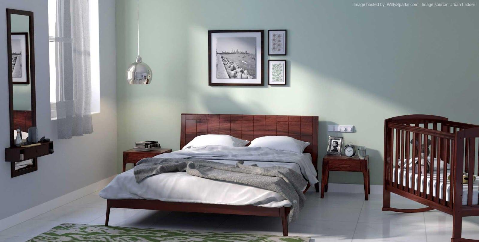 Bedroom Design - Urban Ladder
