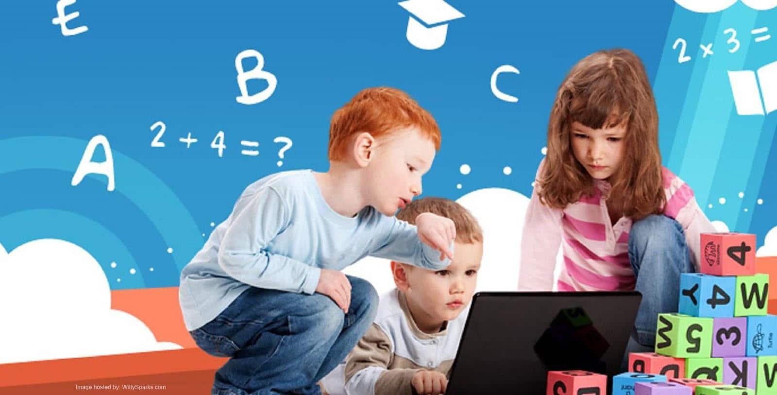 Children or Kids Game-Based Learning - Education