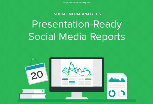 Social Media Reports and Analytics