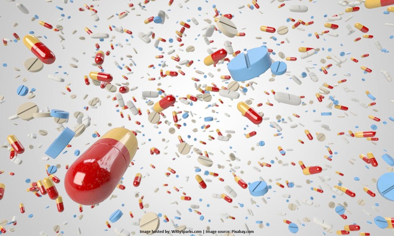 Pills Pharmacy Tablets Medicine