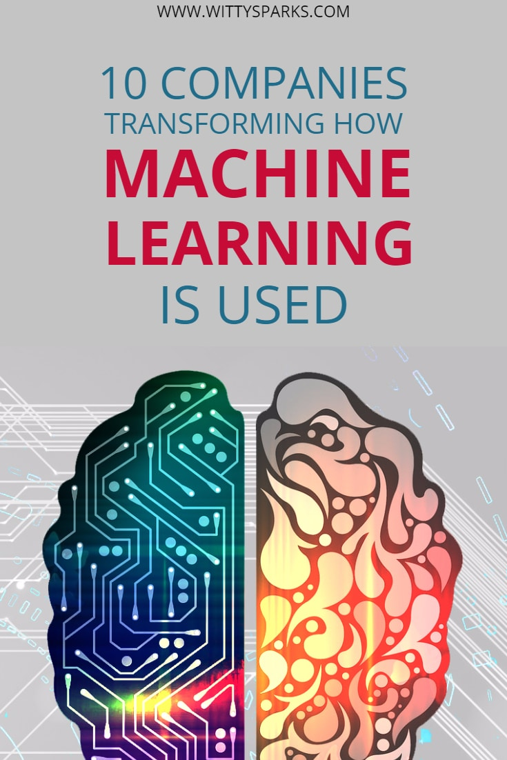 Top 10 Machine Learning Companies