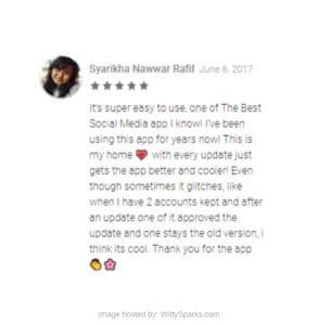 Instagram App Reviews