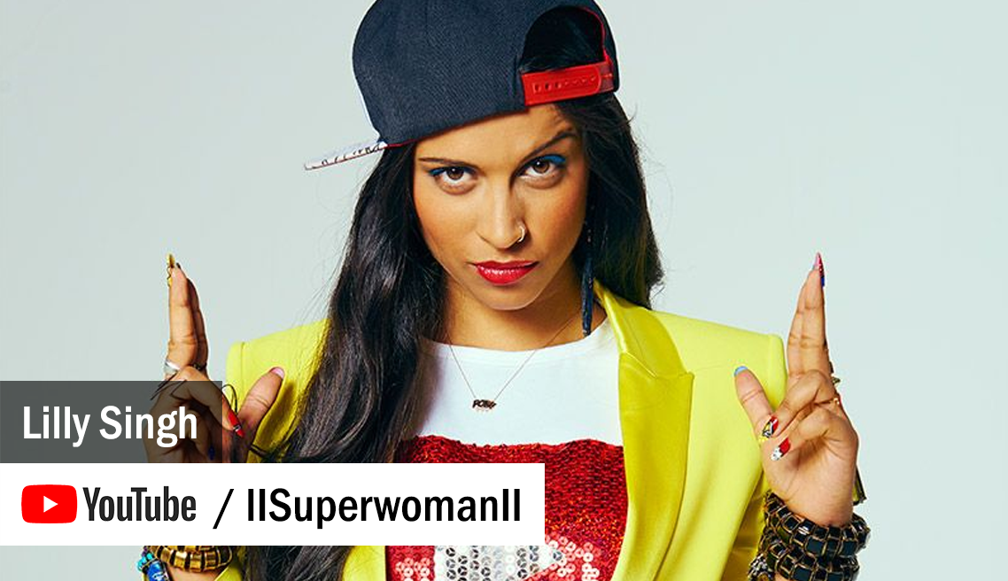 IISuperwomanII - Lilly Singh