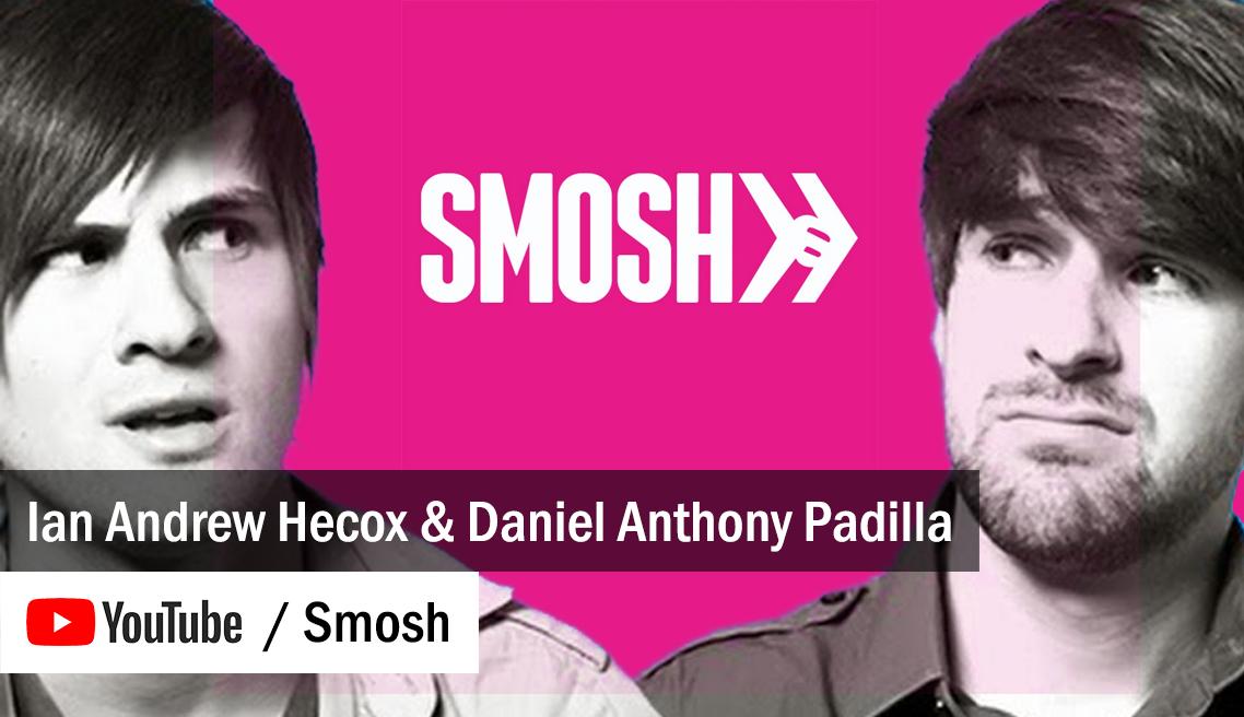 Smosh - Ian Aandrew Hecox and Daniel Anthony Padilla