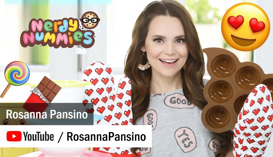 Rosanna Pansino - Nerdy Nummies