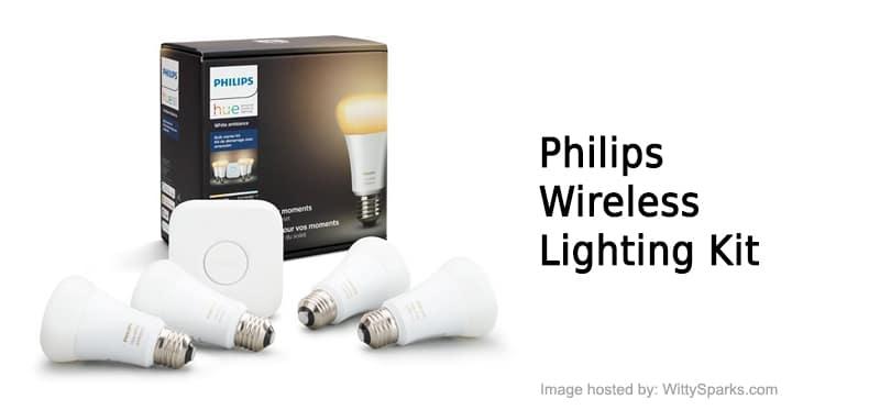 Philips Wireless Lighting Kit