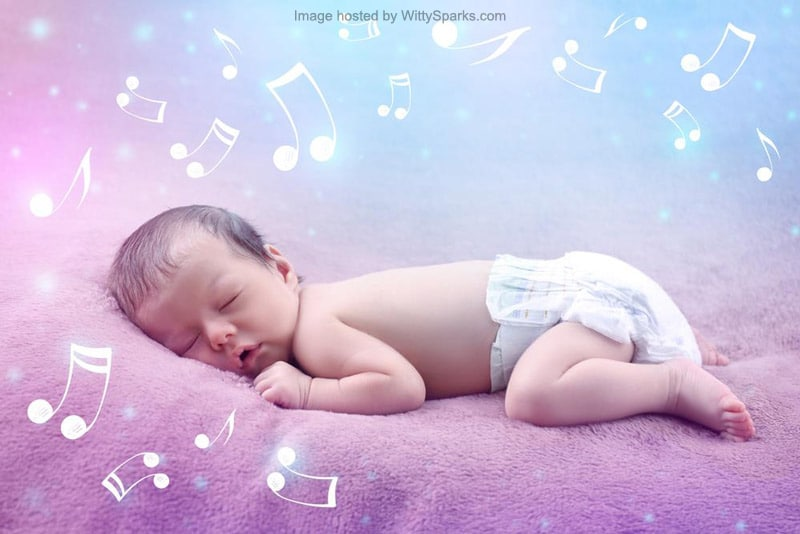 Delta Wave Music for Baby's Healthy Sleep