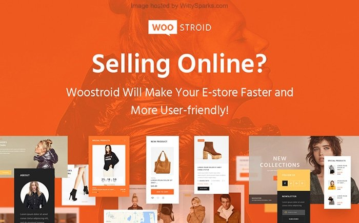 Woostroid - Multifunctional WooCommerce Theme