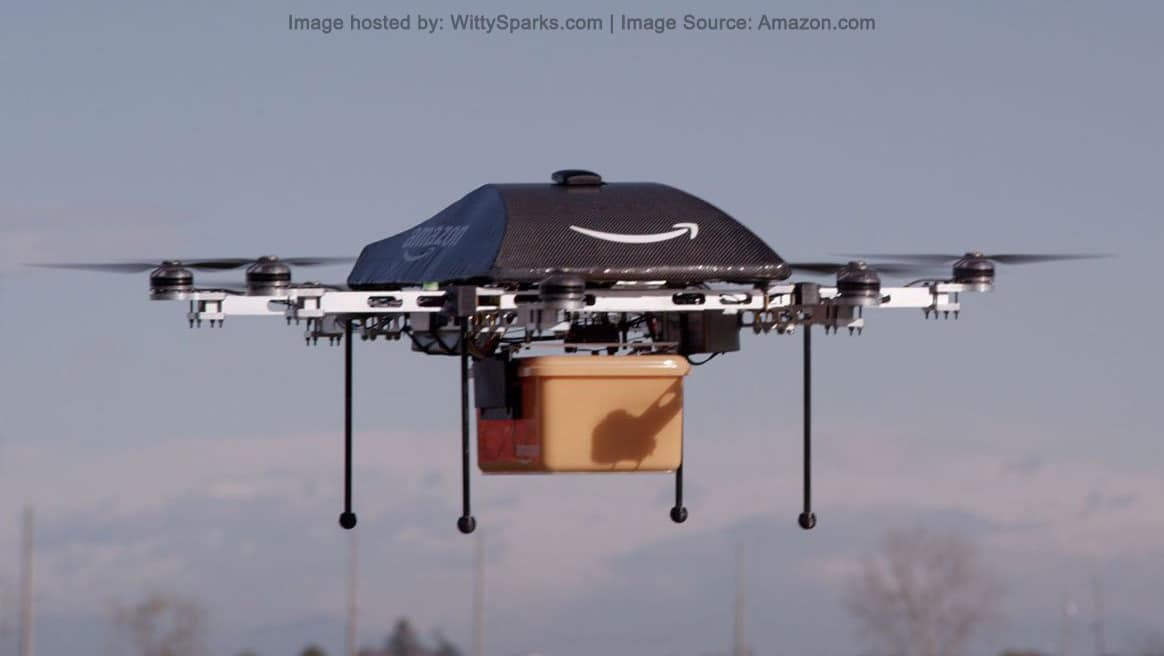 Amazon PrimeAir - Drone Delivery