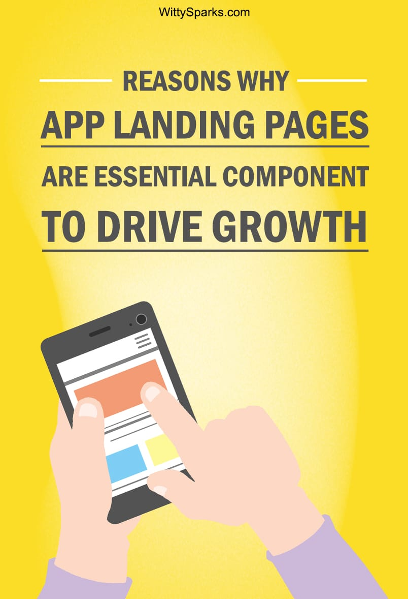 Mobile App Landing Pages to Drive Growth