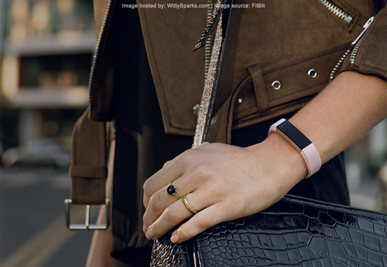 Wearable in Fashion and Lifestyle - Alta HR FitBit
