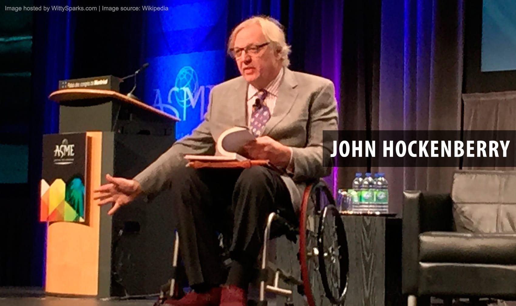 John Hockenberry