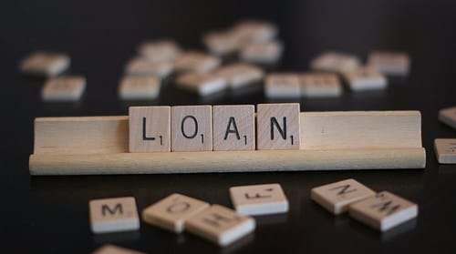 Loan - Image via Flickr by aronbaker2