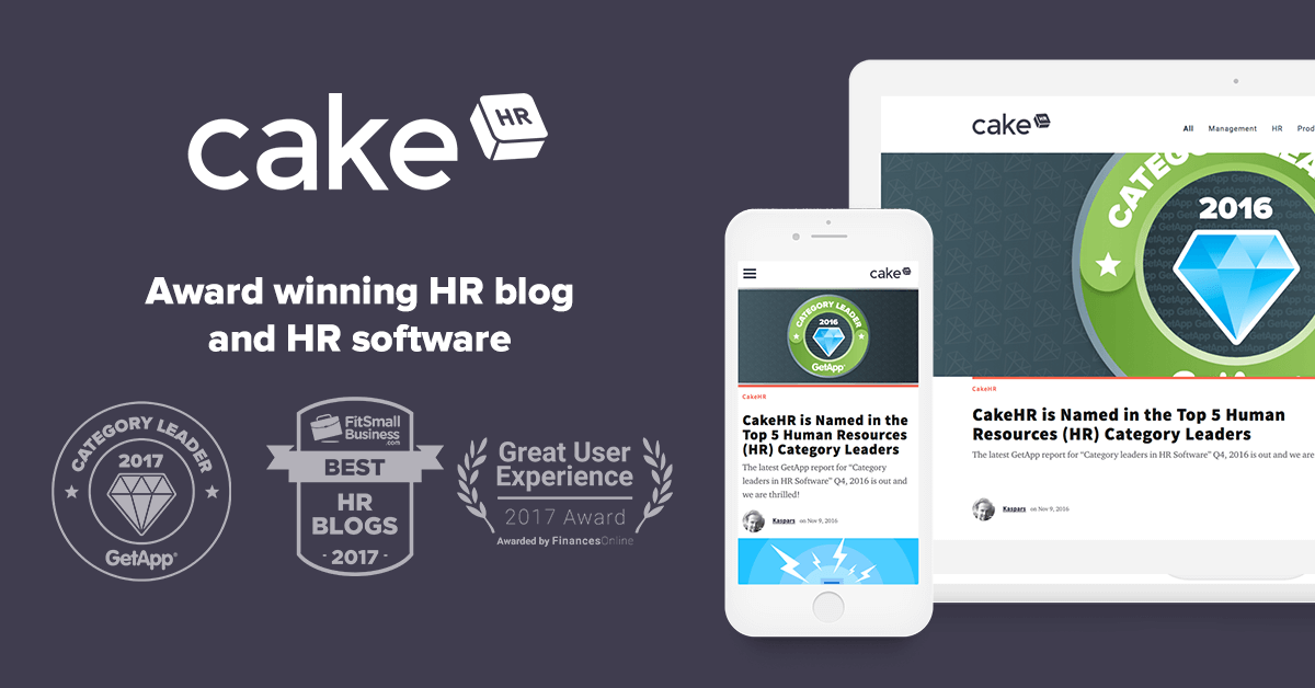 Cake HR - Human Resource Software