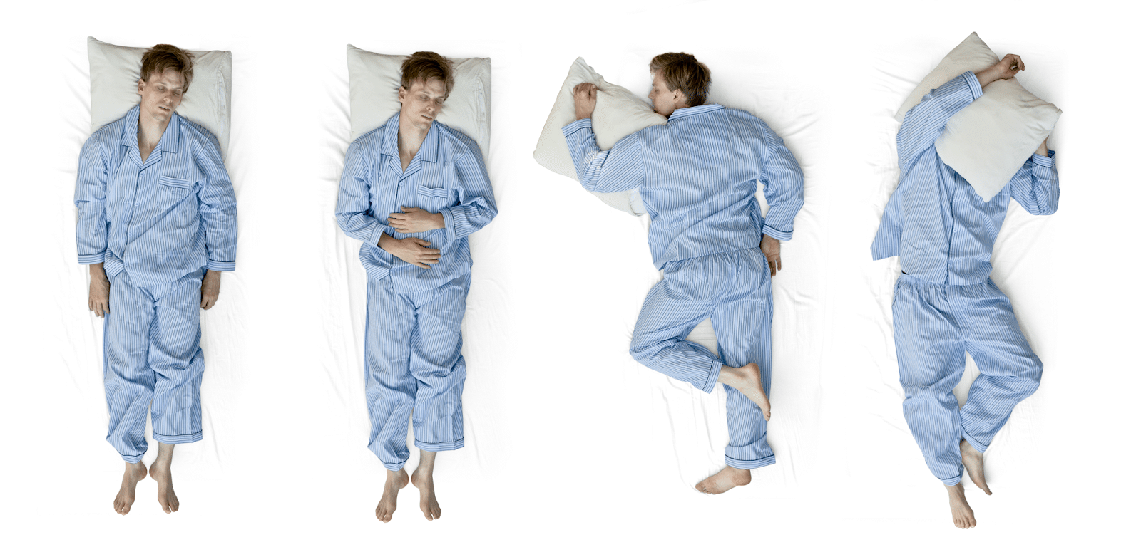 sleeping positions for better health