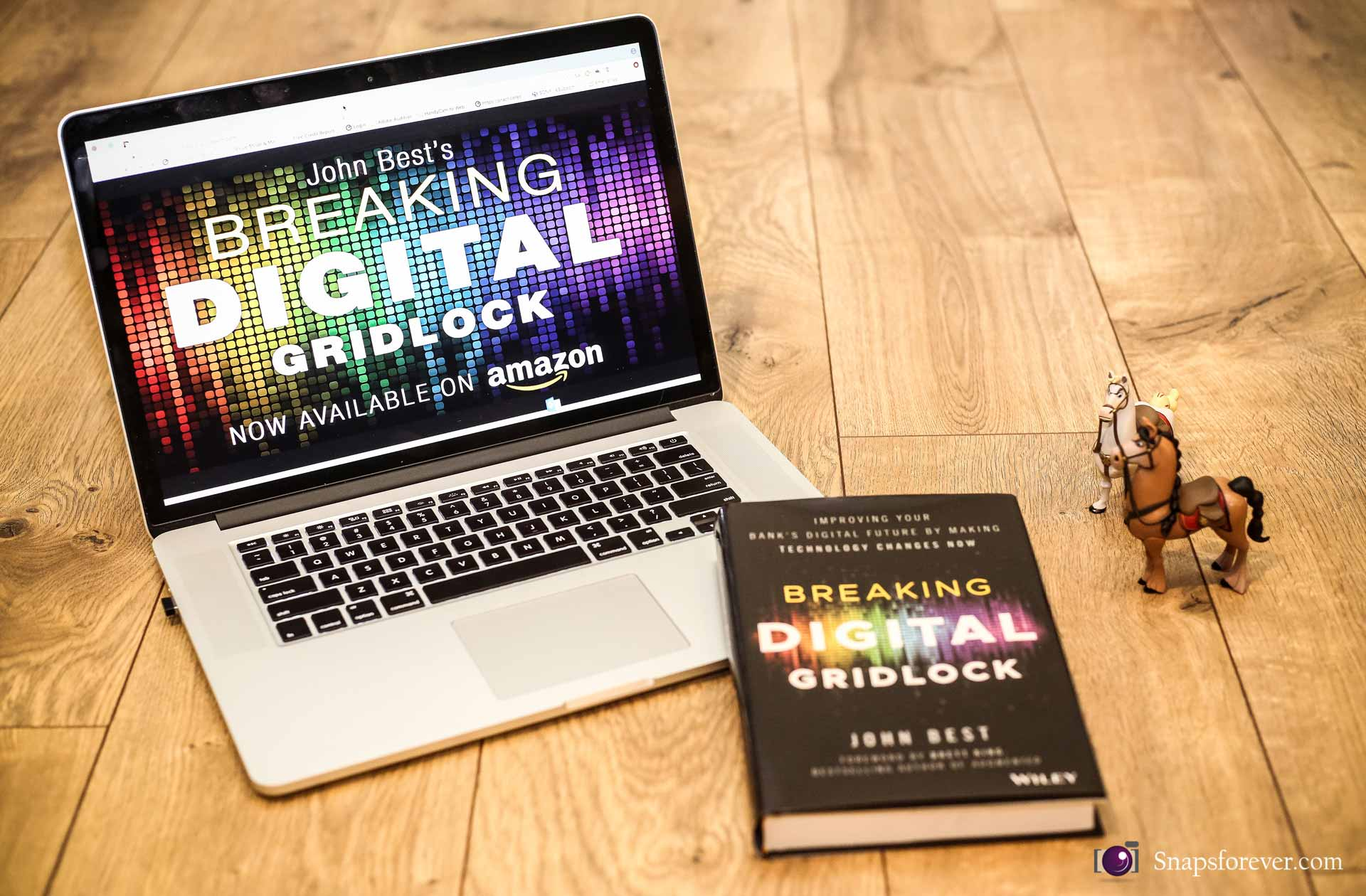 Book Review: Breaking Digital Gridlock