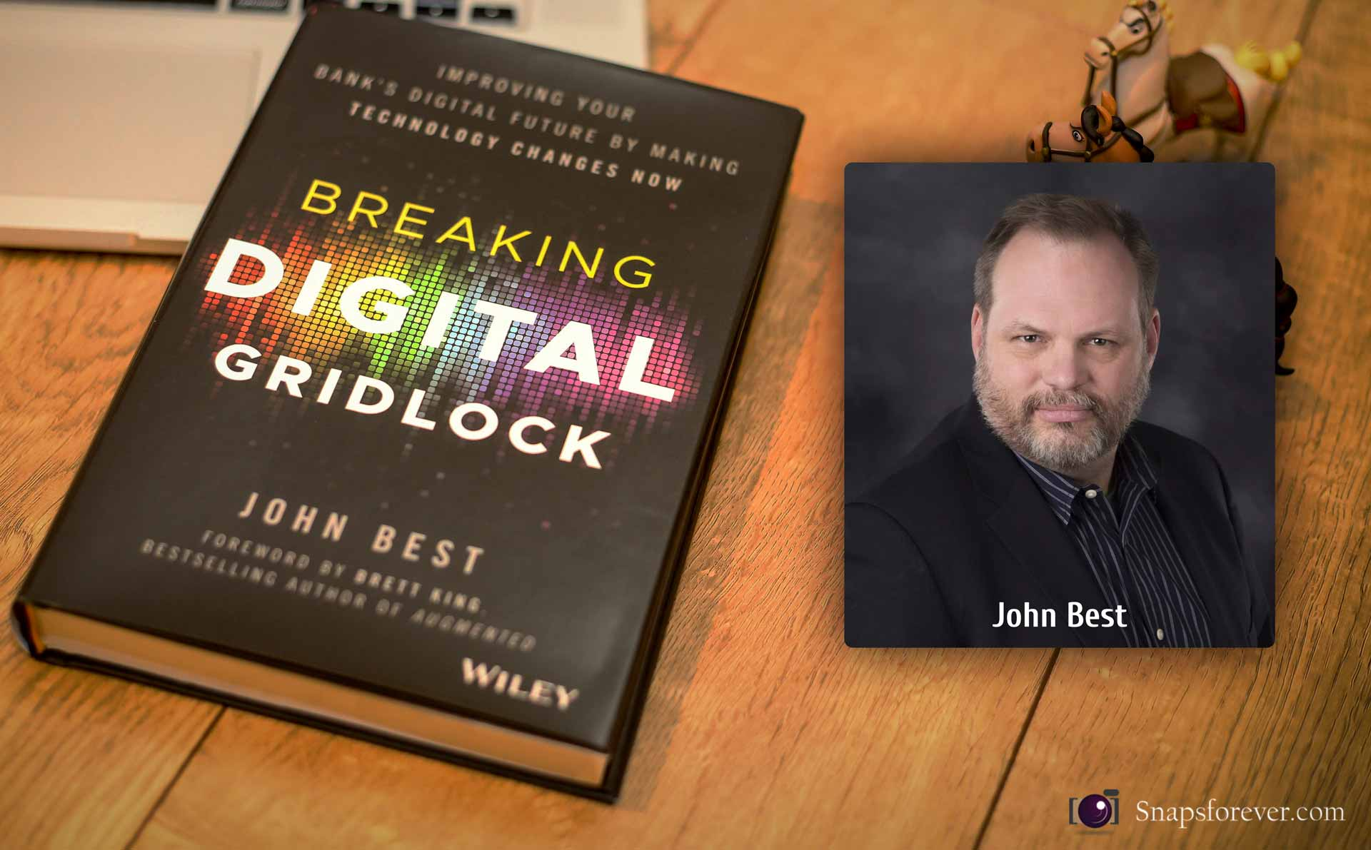 """John Best is an expert in financial technology and """"outside the box"""" innovator"""