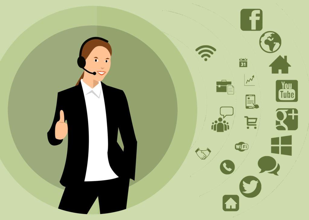 Social media and Customer Service