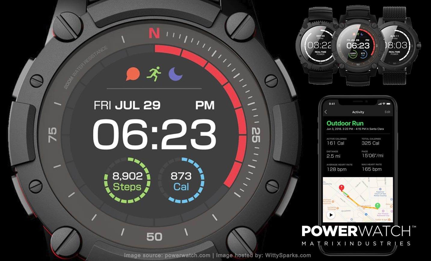 Matrix PowerWatch 2 - Smarter, Tougher, More Powerful Than Ever