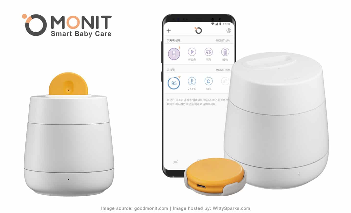 Monit - Smart Baby Care Solution