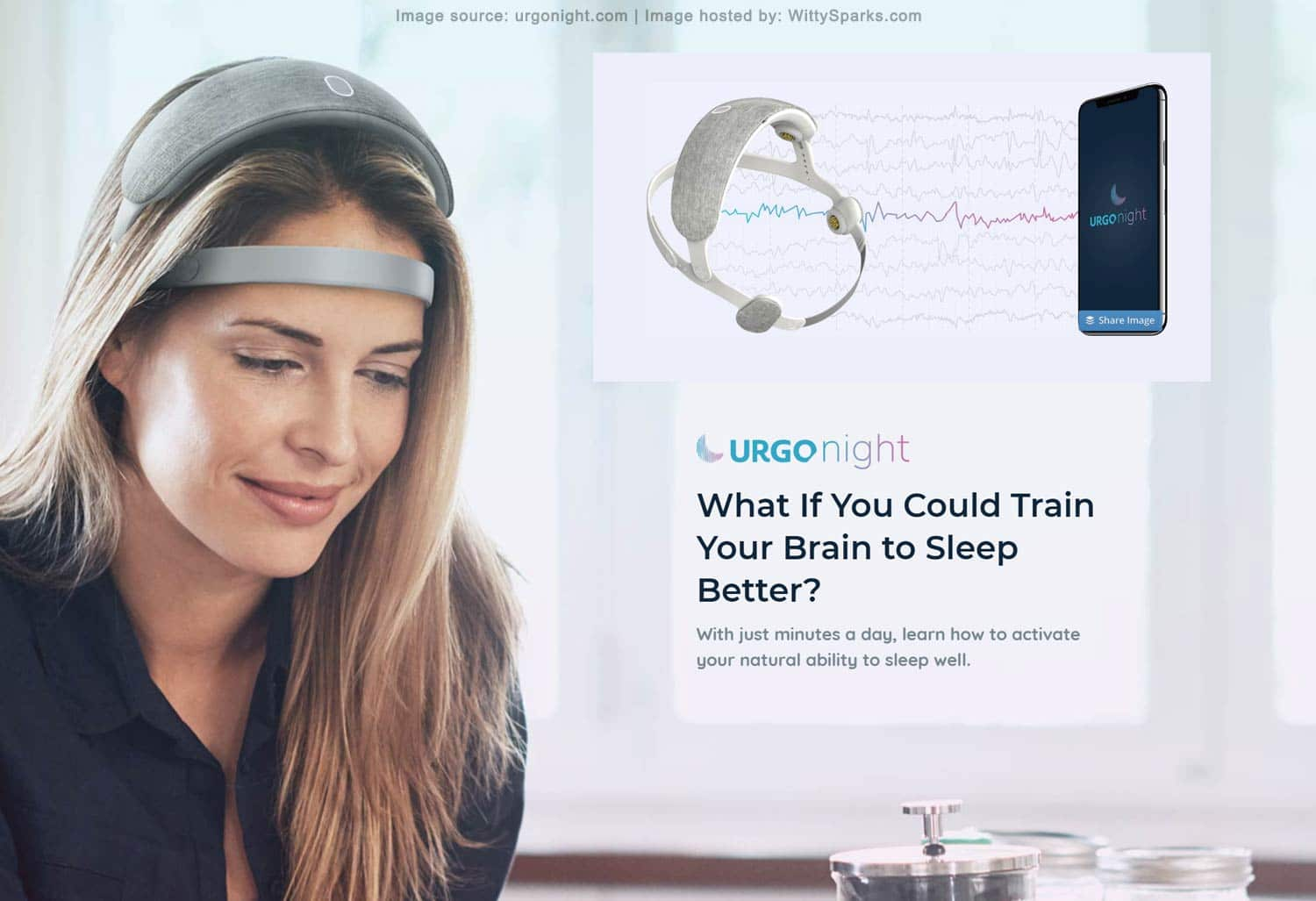 URGONight - Train Your Brain to Sleep Better