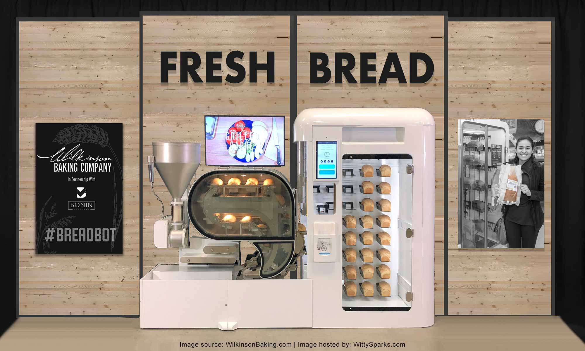 Wilkinson Baking Company - BreadBot